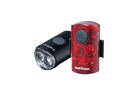 TOPEAK - TMS080 - LED FAR - MİNİ USB ŞARJLI ÖN ARKA SET